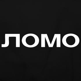 lomography logo, russian lomo logo