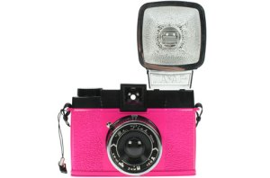 Diana F+ Lomography Camera in Pink