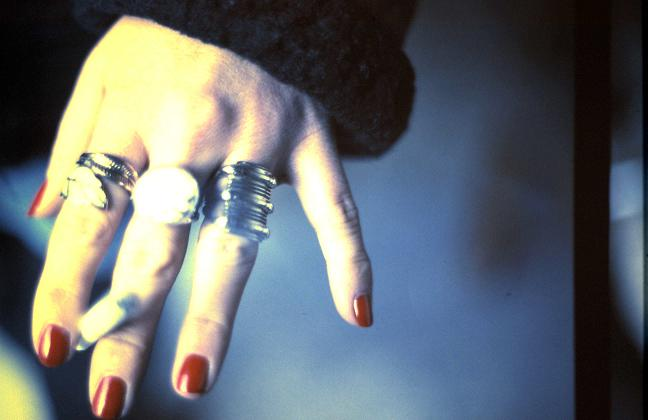hand photography and jewellery