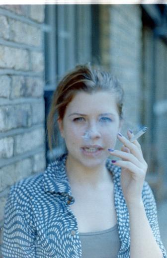lomo photo with diana f+ 35mm film
